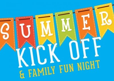 Summer Kick-Off Cookout